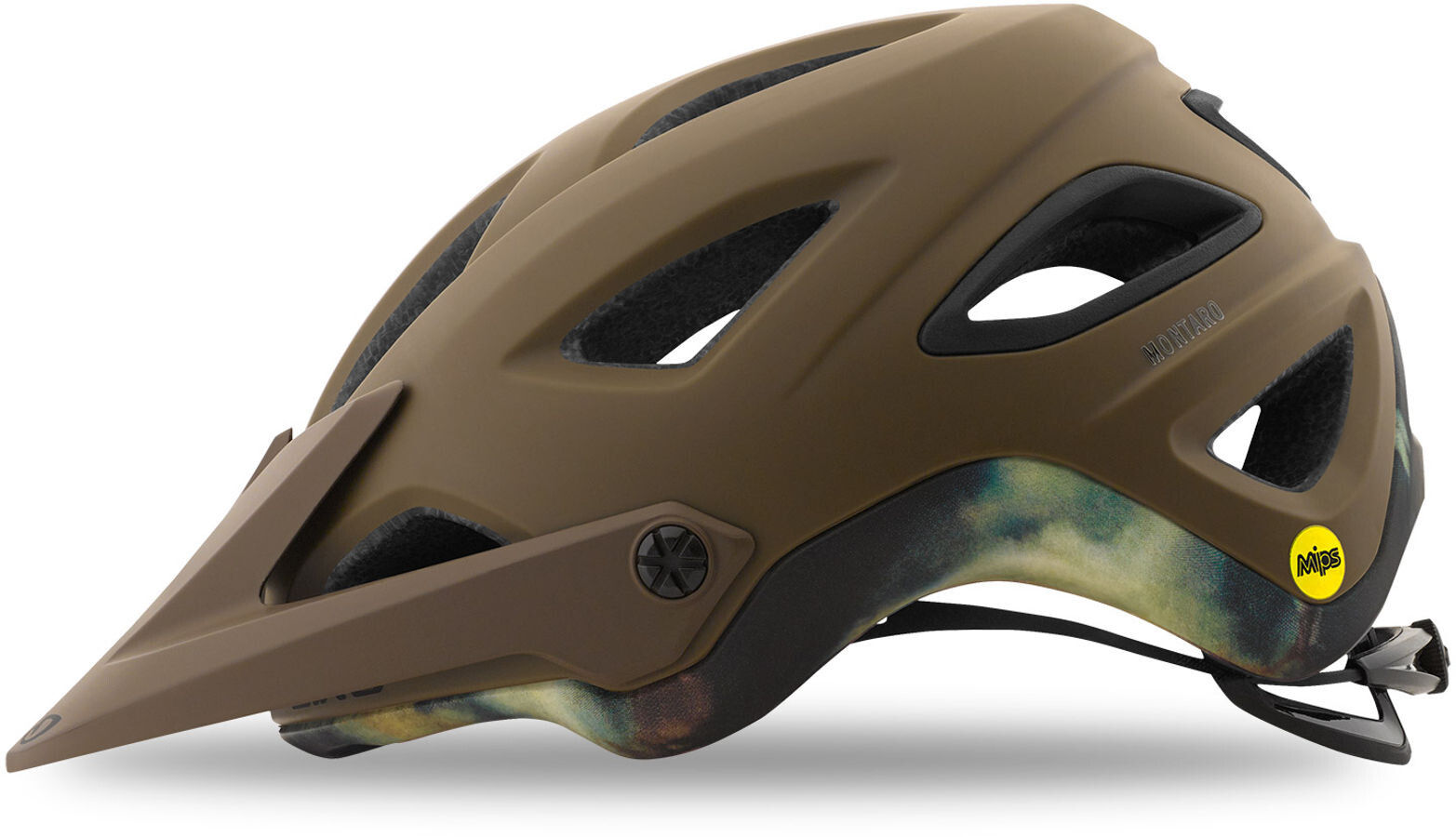 giro montaro mips bike helmet men brown at. Black Bedroom Furniture Sets. Home Design Ideas